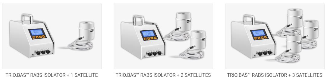 Isolator Rabs Explination